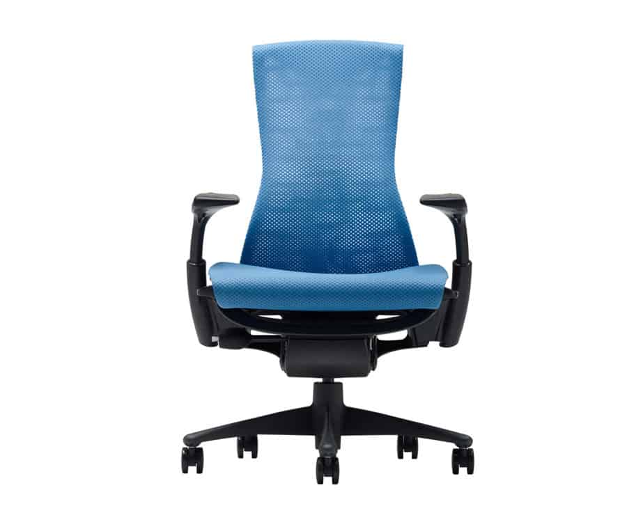 Herman Miller Embody Chair Blue
