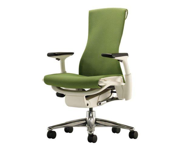 Herman Miller Embody Chair Green