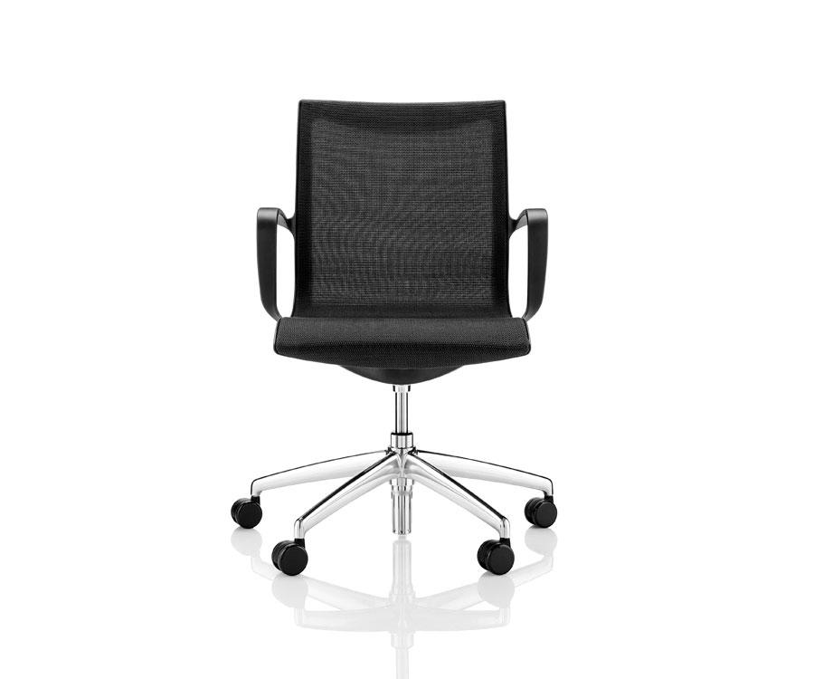BOSS Komac Kara Chair Side Front