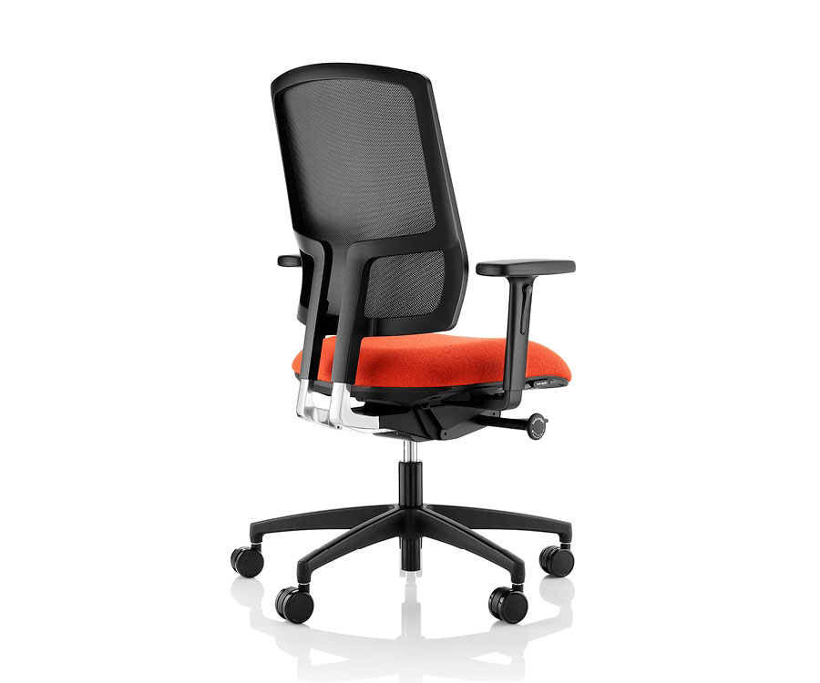 BOSS Komac Felix Chair back and side