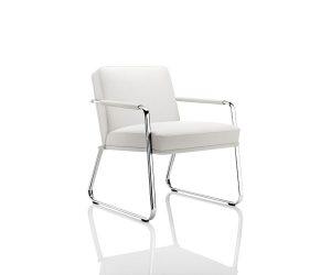 Boss Optima White Chair