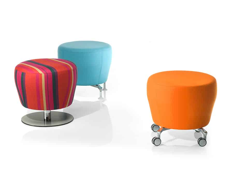 Orangebox Point Stool options