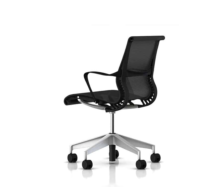 Herman Miller Setu Meeting Chair Back