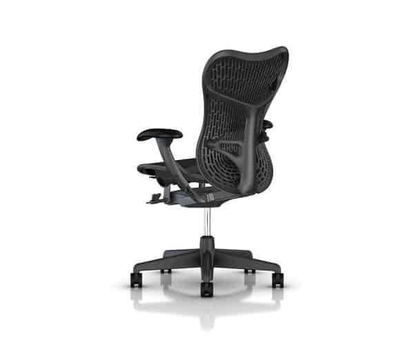 Herman Miller Mirra Seat side back