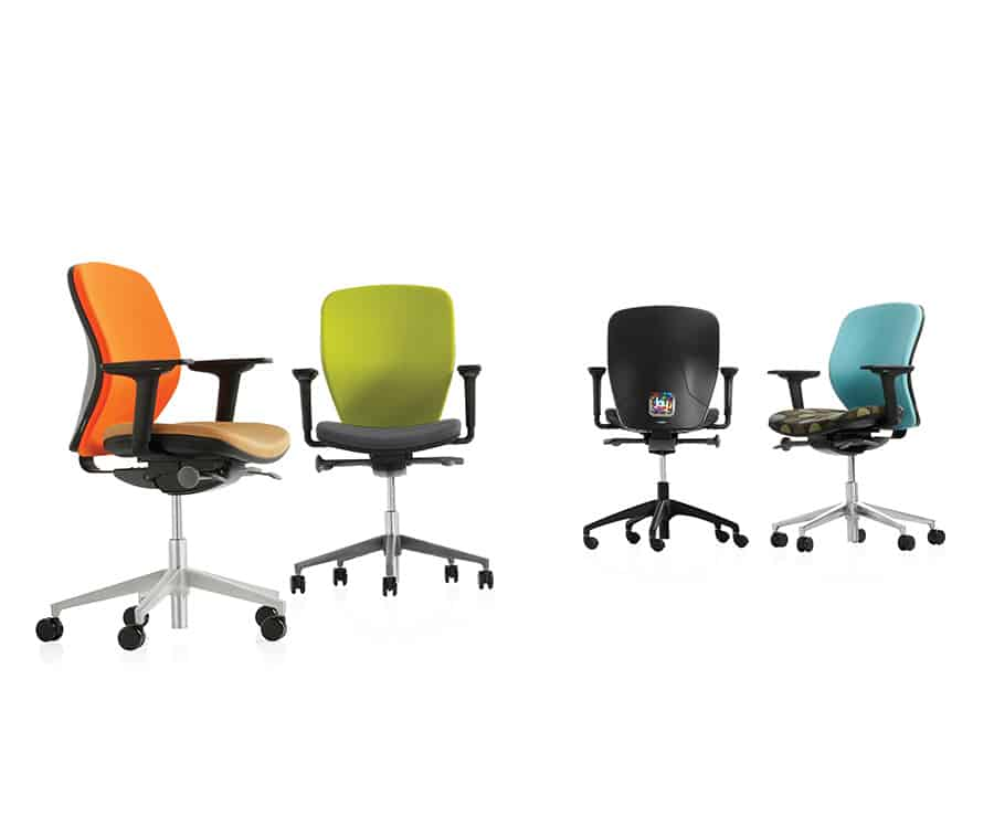 Orangebox Joy Task Seating
