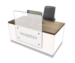 Clarke Rendall Reception Desk Zed