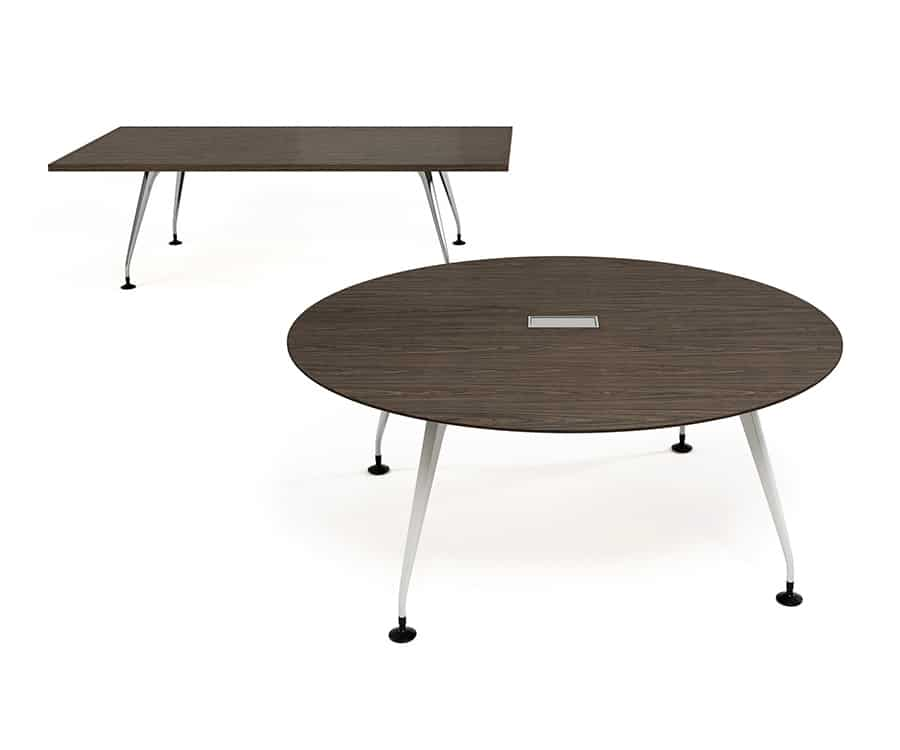 Orangebox Rectangular Pars Meeting Table