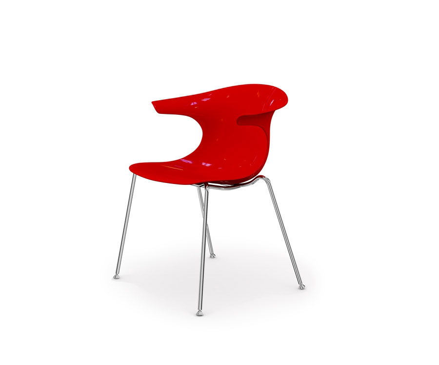 BOSS Komac Loop Chair