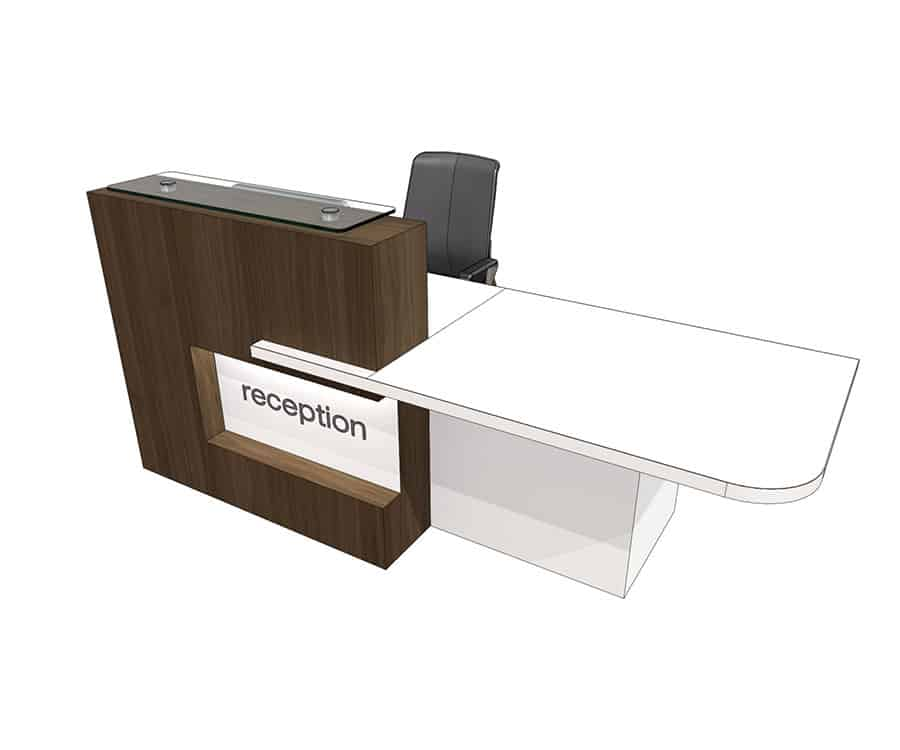 Clarke Rendall left handed Light desk