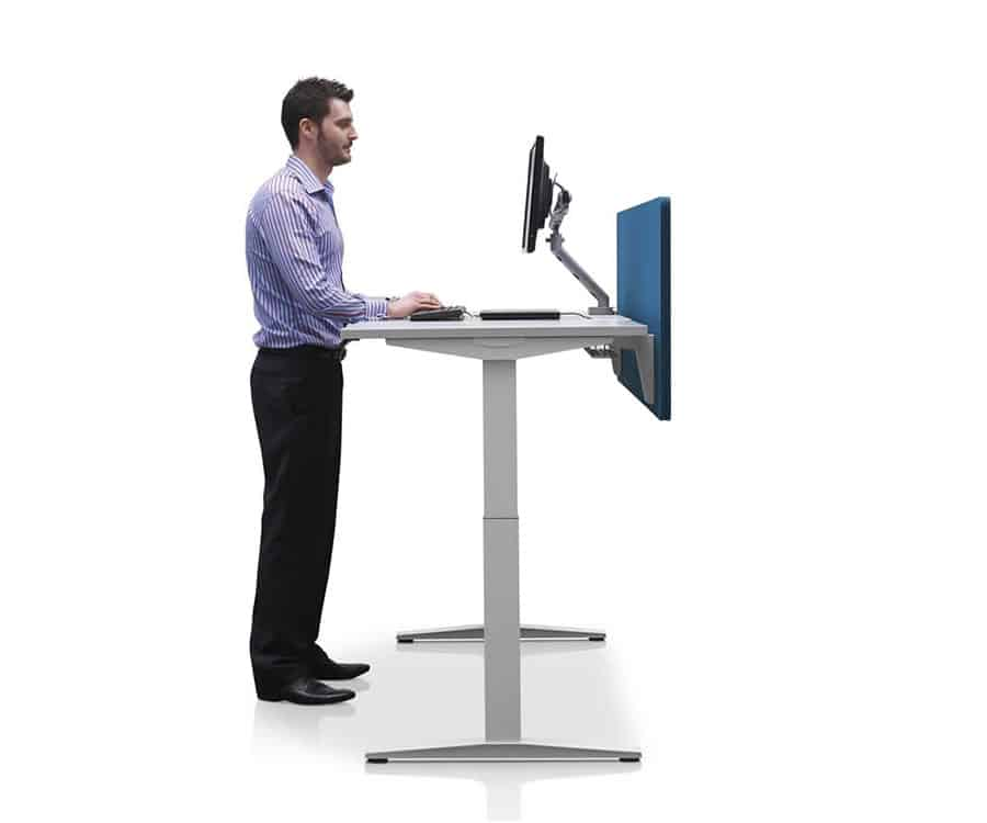 Herman Miller Sit Stand Desk