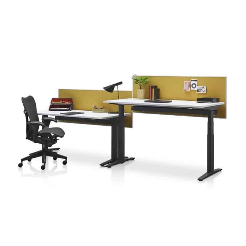 Herman Miller Ratio Sit Stand Desk Mode 4